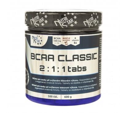 BCAA CLASSIC 2:1:1 tabs 500 tbl.