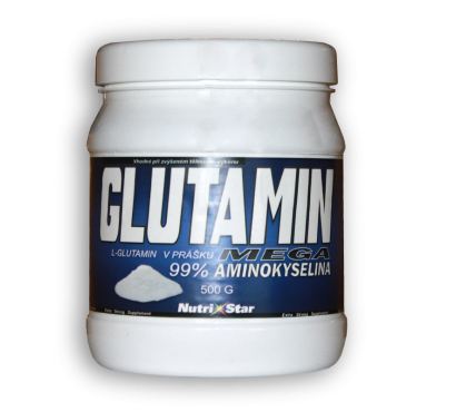 Glutamin prášek 500 g