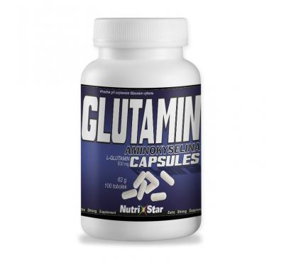Glutamin tobolky 100 cps.