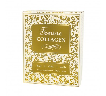 Femine Collagen 90 cps.