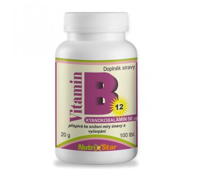 Vitamin B12 100 tbl.