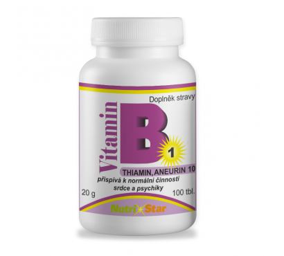 Thiamin (vit. B1) 100 tbl.